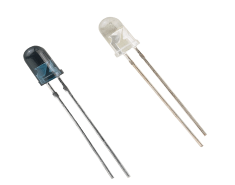 IR LED & Photo Diode Pair 5MM