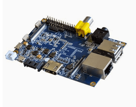 Banana PI - Open Source Single Board Computer