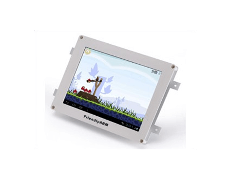 Arm11 Tiny6410 S36410 Board + 7inch TFT LCD Touch Screen