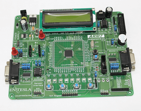 Arm7 LPC2148 Development Board - Ver.2