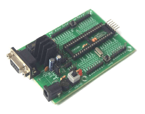 AVR Basic Development Board