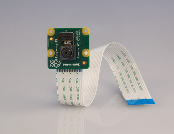 Raspberry Pi Camera Module V2 - 8 Megapixel Photos, 1080p