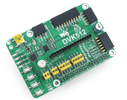 Raspberry Pi Model B+ Expansion / Evaluation Board