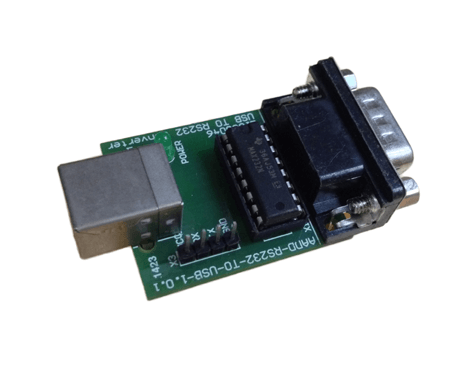 USB to RS232 Serial Convertor