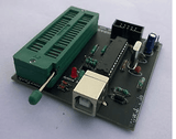 USB ISP Programmer with ZIF- AVR