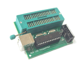 USB ISP Programmer with ZIF- AVR-a