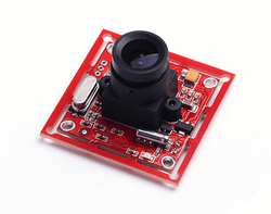 JPEG Color Camera Serial UART Interface