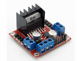 L298 Based Motor Driver Module - 2A