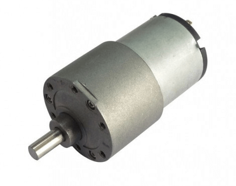 Side Shaft Geared Motor - 10 to 500 RPM