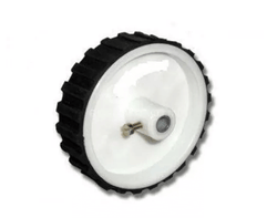 Track Wheel for DC Motors 2x7cm
