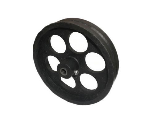 Pulley wheel 10 cm x 2 cm