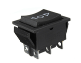Rocker Switch DPDT Six Leg - CE6205