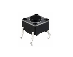 Pushbutton 4 pin Tactile-Micro Switch - Small
