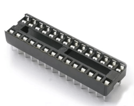 24 Pin DIP IC Socket Narrow
