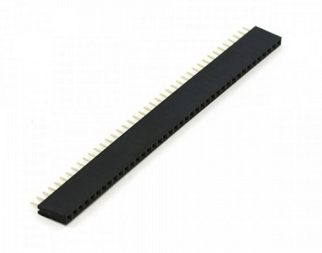 Berg Strip Female 1X40