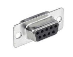 DB9 Female Connector Wire type