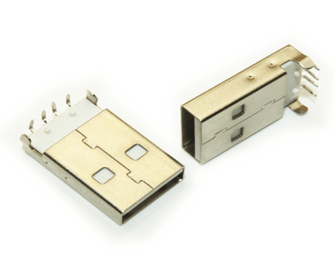 USB Male A Type Connector
