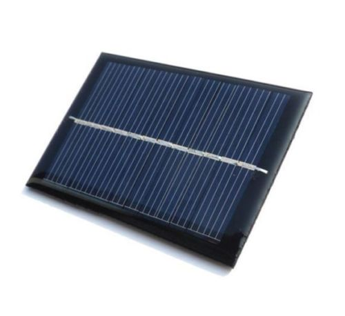 12v 200mA 2.4 watts mini Solar Panel for DIY Projects - Techtonics