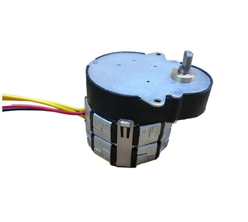 AC Reversible Geared Synchronous Motor - 2 RPM - Techtonics