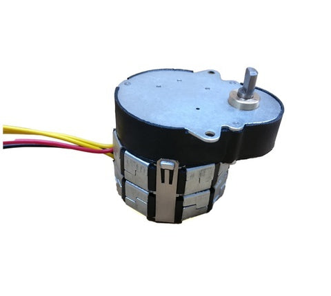 AC Reversible Geared Synchronous Motor - 10 RPM - Techtonics