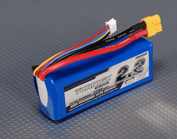 Turnigy 2200mAh 3S 30C 11.1V LIPO Battery