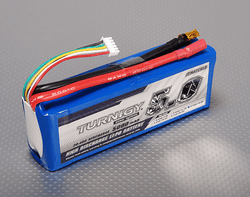 Turnigy 5000mAh 4S 20/30C 14.8V LiPo Battery
