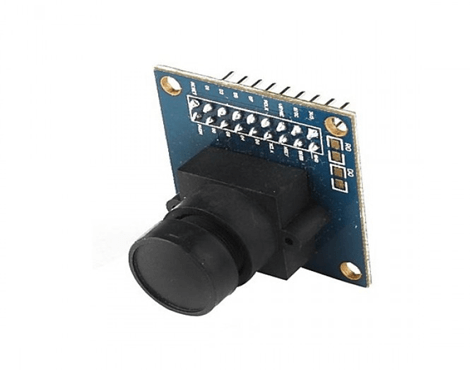 OV7670 Camera Module With FIFO
