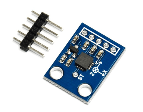 ADXL335 Module 3-axis Analog Output Accelerometer