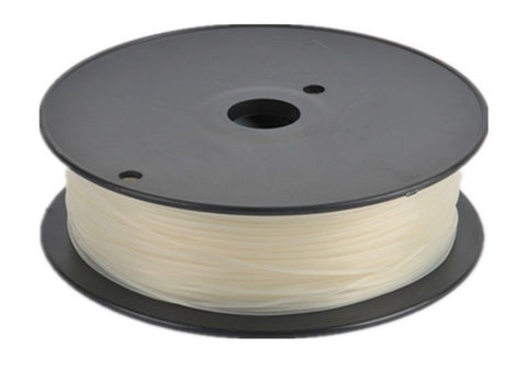 Wanhao Luminous White ABS 1.75 mm 1 KG Filament for 3d printer - Techtonics