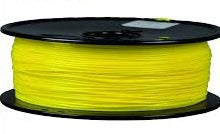 Wanhao Yellow PLA 1.75 mm 1 KG Filament for 3d printer - Premium Quality - Techtonics