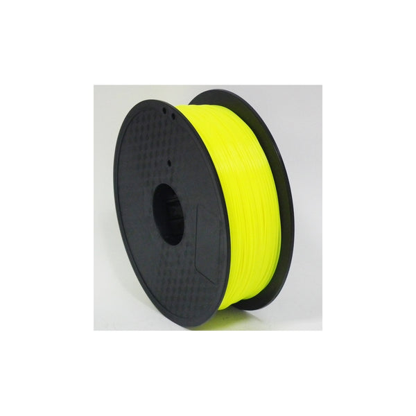 Wanhao Yellow ABS 1.75 mm 1 KG Filament for 3d printer - Premium Quality - Techtonics
