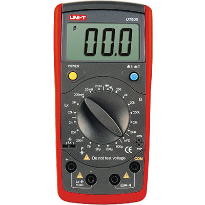 UT603 LCR Meter, for Industrial and Laboratory - Techtonics