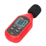 Uni-T UT353 Mini Digital Sound Level Meter 30-130dB Instrumentation Noise Decibel Monitoring Tester