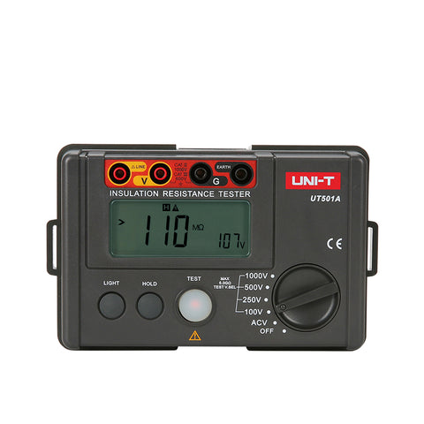 Uni-T UT501A Digital Insulation Tester- 1kV