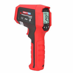 Uni-T Non Contact Digital Laser Professional Infrared Thermometer UT309C Temperature Pyrometer IR Laser