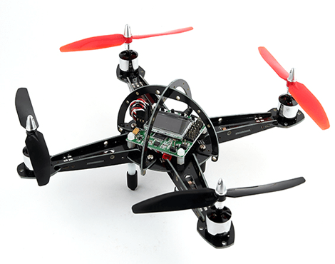 Turnigy Micro QuadCopter with KK2.1 LCD Flight Control Board