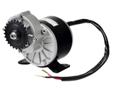 MY1016Z3 350W 24V Geared Motor for E-Bike, Electric Tricycle ,Electric Motor-1