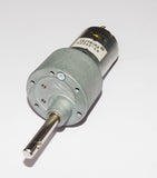 10 RPM Johnson Gear DC Motor 12V For Robotics - Techtonics