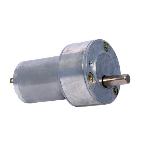 12v DC RS-50-555 Gear / Geared Motor 200 RPM - High Torque