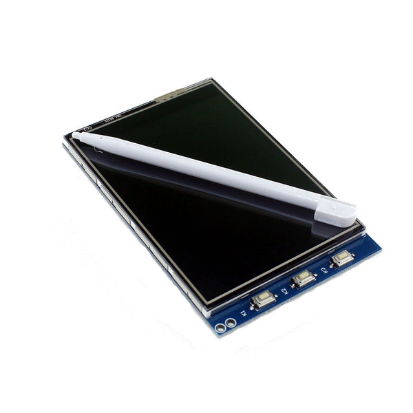 "3.5"" TFT Resistive Touch Screen Panel for Raspberry pi - Techtonics"
