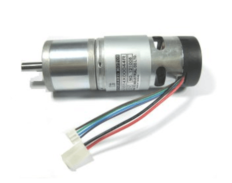 Planetary DC Geared Motor 250 RPM 100 N.cm