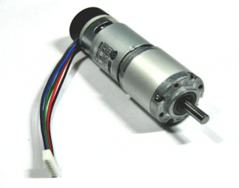 Planetary DC Geared Motor 430 RPM 11N.cm