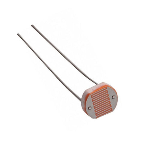 LDR Photocell Resistor Sensor Light Dependent