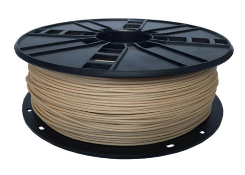 Wanhao Wood Filaments PLA 1.75 mm 1 KG Filament for 3d printer - Premium Quality