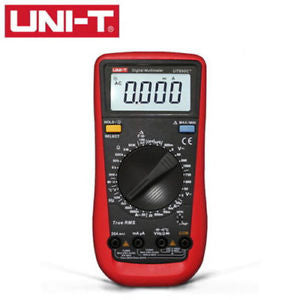 UNI-T UT890C+ Digital Multimeter (Red 6000 Counts)
