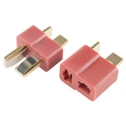 T-Plug Connectors Deans Style Male and Female Connectors - Techtonics