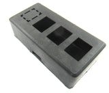 DPDT Switch Box (4 Slots) for Remote Control Robot
