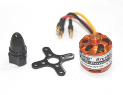 DYS Brushless DC Motor (BLDC) - 1400KV (D2826) for Quad-copter