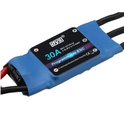 DYS 30A Brushless Electronic Speed Controller ESC Simonk Firmware