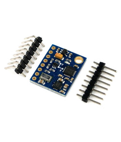 GY-87 10DOF 3-axis Gyro+3-axis Acceleration+3-axis Magnetic Field Sensor module - Techtonics